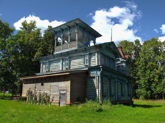 Belyaev Manor, Voskresenskoye, Russia, photo 3