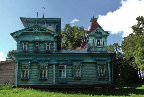 Belyaev Manor, Voskresenskoye, Russia, photo 8