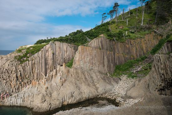 Cape Stolbchaty, Kunashir Island, Russia, photo 14