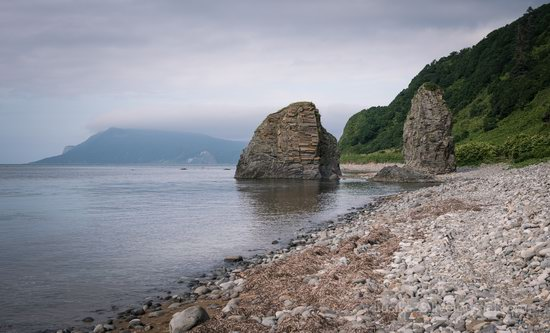 Cape Stolbchaty, Kunashir Island, Russia, photo 26