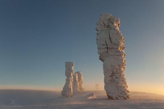 Manpupuner rock formations, Komi Republic, Russia, photo 10