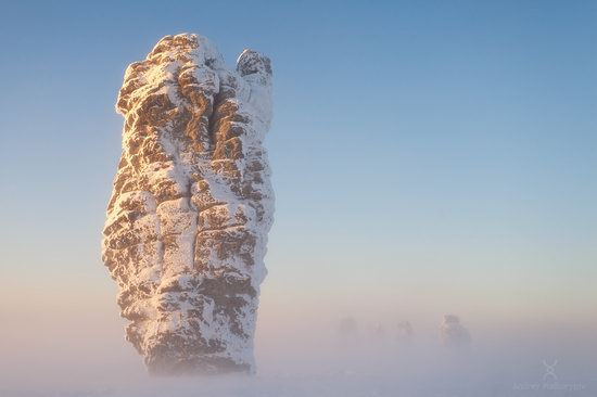 Manpupuner rock formations, Komi Republic, Russia, photo 11