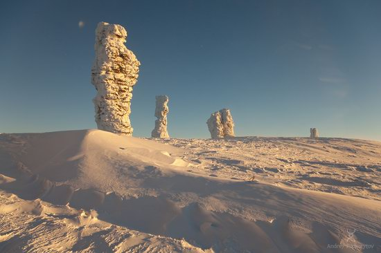 Manpupuner rock formations, Komi Republic, Russia, photo 12
