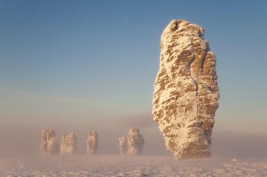 Manpupuner rock formations, Komi Republic, Russia, photo 13