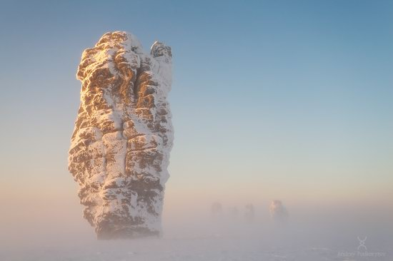 Manpupuner rock formations, Komi Republic, Russia, photo 14
