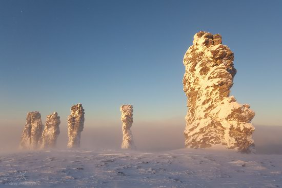 Manpupuner rock formations, Komi Republic, Russia, photo 15
