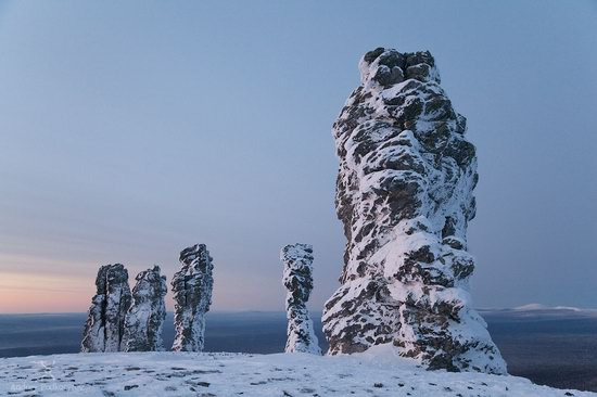 Manpupuner rock formations, Komi Republic, Russia, photo 18
