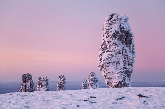 Manpupuner rock formations, Komi Republic, Russia, photo 19