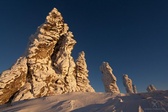 Manpupuner rock formations, Komi Republic, Russia, photo 2