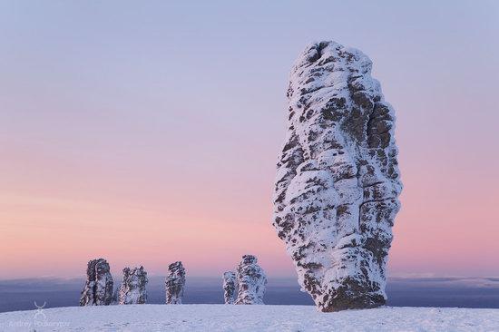 Manpupuner rock formations, Komi Republic, Russia, photo 20