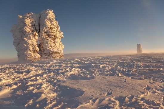 Manpupuner rock formations, Komi Republic, Russia, photo 4