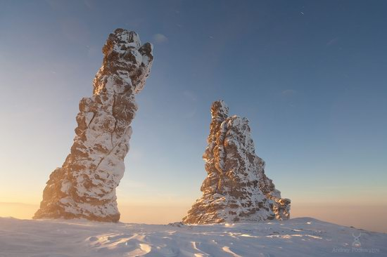 Manpupuner rock formations, Komi Republic, Russia, photo 8