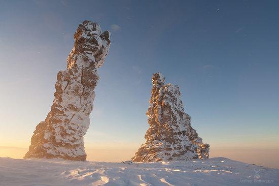 Manpupuner rock formations, Komi Republic, Russia, photo 8