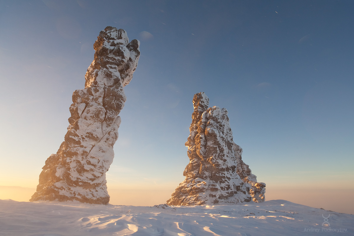 Manpupuner Rock Formations A Natural Wonder Of Russia