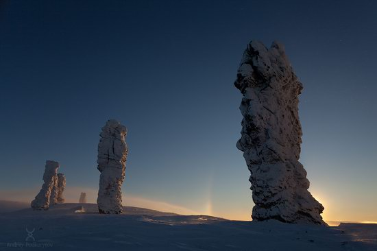 Manpupuner rock formations, Komi Republic, Russia, photo 9