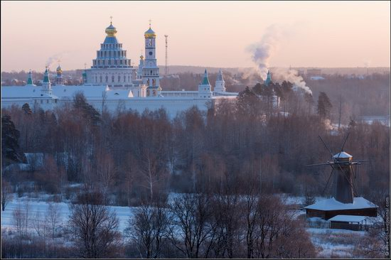 New Jerusalem Monastery, Istra, Russia, photo 12