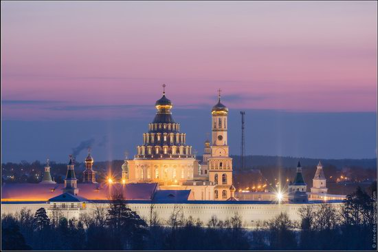 New Jerusalem Monastery, Istra, Russia, photo 3