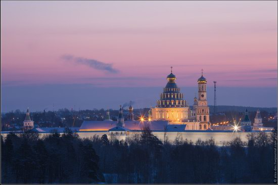 New Jerusalem Monastery, Istra, Russia, photo 5