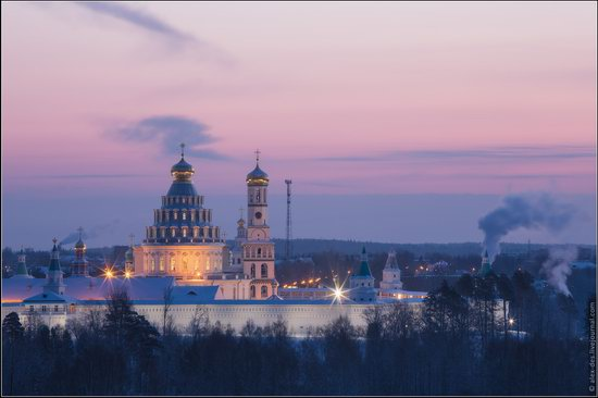 New Jerusalem Monastery, Istra, Russia, photo 6
