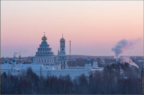 New Jerusalem Monastery, Istra, Russia, photo 9