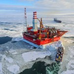 Oil production on the shelf in the Russian Arctic
