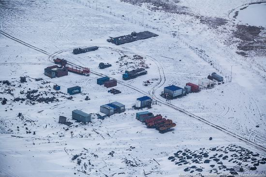 Oil production on the shelf in the Russian Arctic, photo 3