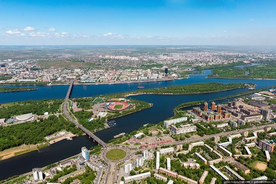 Krasnoyarsk city, Siberia, Russia, photo 1