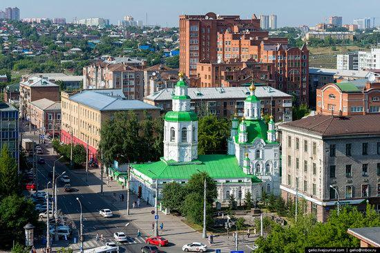 Krasnoyarsk city, Siberia, Russia, photo 12