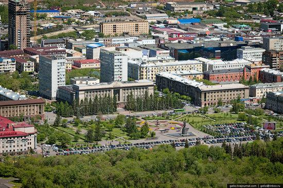 Krasnoyarsk city, Siberia, Russia, photo 14