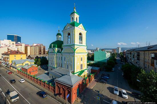 Krasnoyarsk city, Siberia, Russia, photo 16
