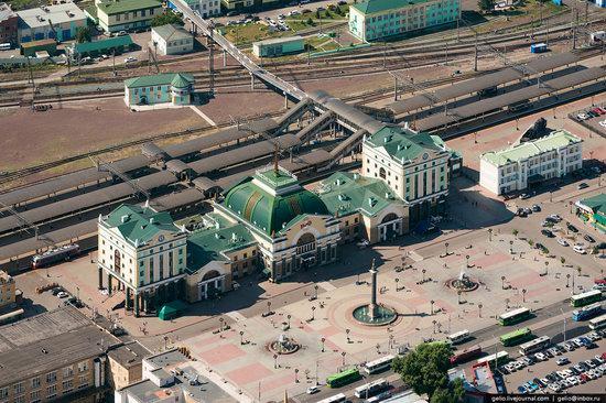 Krasnoyarsk city, Siberia, Russia, photo 18