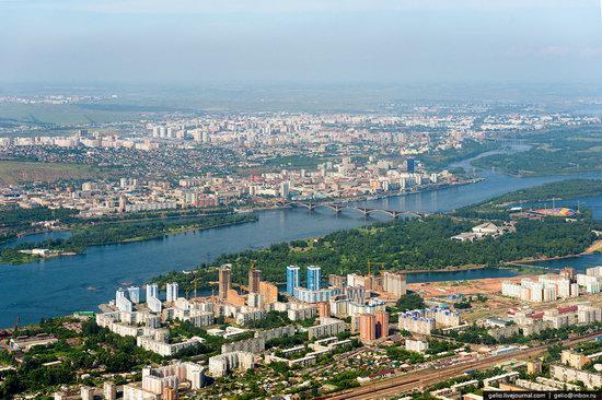 Krasnoyarsk city, Siberia, Russia, photo 2