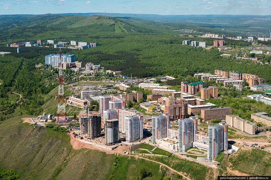Krasnoyarsk city, Siberia, Russia, photo 20