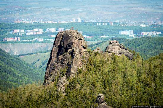 Krasnoyarsk city, Siberia, Russia, photo 23