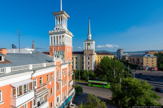 Krasnoyarsk city, Siberia, Russia, photo 6