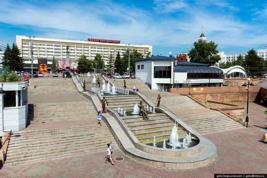 Krasnoyarsk city, Siberia, Russia, photo 7