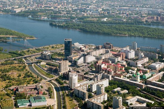 Krasnoyarsk city, Siberia, Russia, photo 9