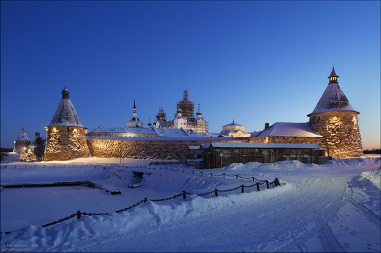 Solovki - the beauty of the Russian North, photo 1