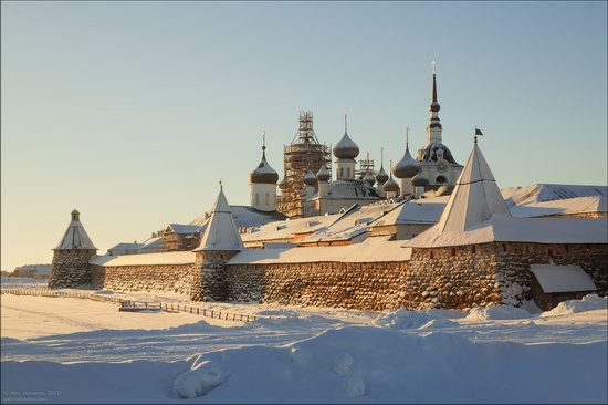 Solovki - the beauty of the Russian North, photo 6