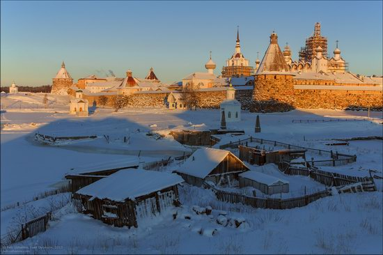 Solovki - the beauty of the Russian North, photo 8