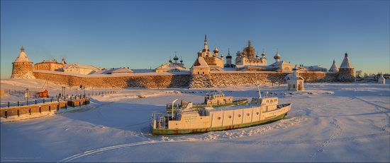 Solovki - the beauty of the Russian North, photo 9