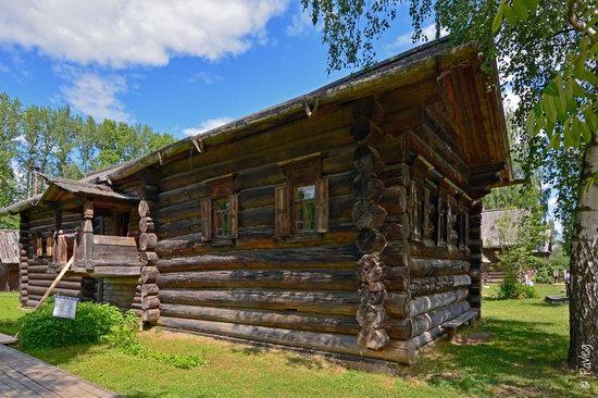wooWooden architecture museum Kostroma Sloboda, Russia, photo 11