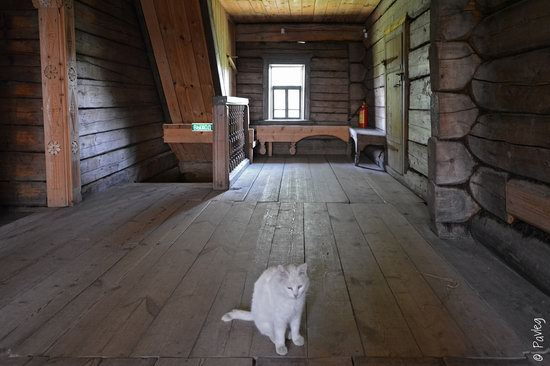 Wooden architecture museum Kostroma Sloboda, Russia, photo 19