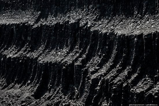 Borodinsky coal strip mine, Russia, photo 15
