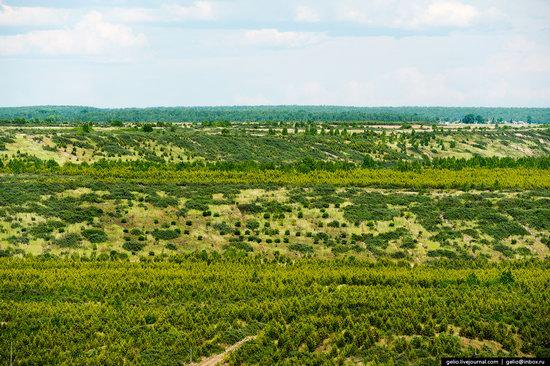 Borodinsky coal strip mine, Russia, photo 22