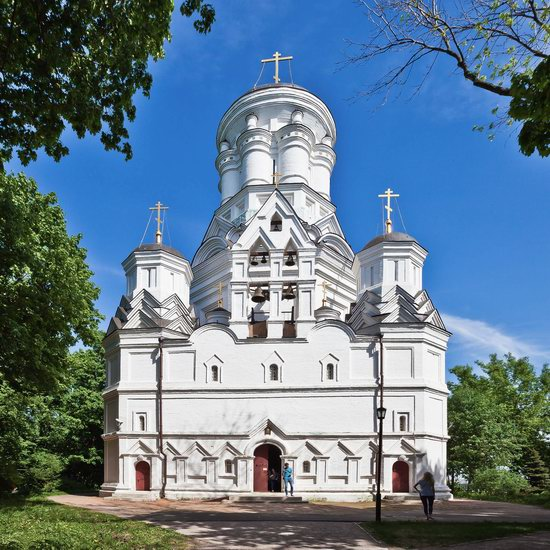 Church of John the Baptist, Dyakovo, Russia, photo 10
