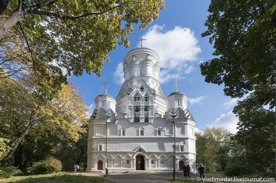 Church of John the Baptist, Dyakovo, Russia, photo 11