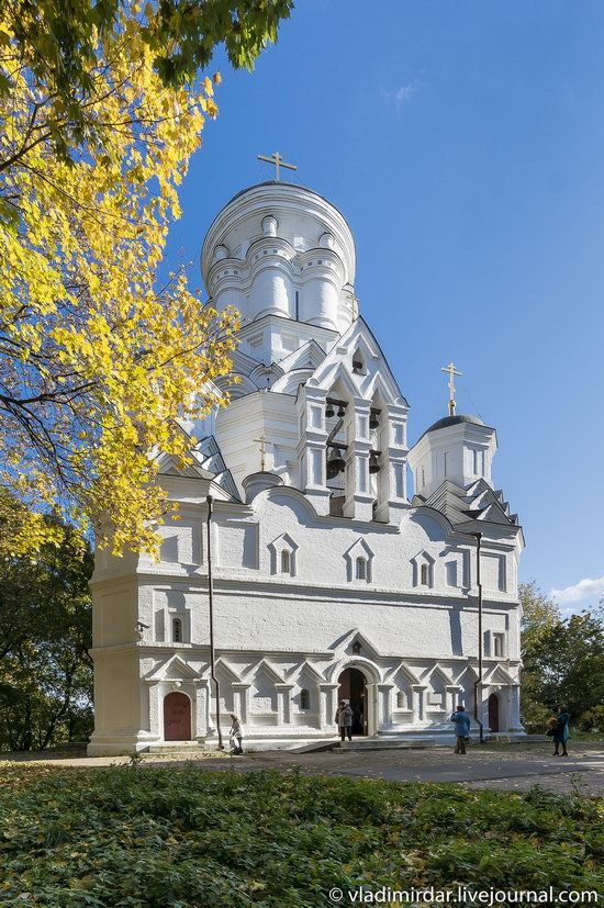 Church of John the Baptist, Dyakovo, Russia, photo 12