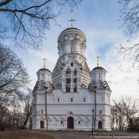 Church of John the Baptist, Dyakovo, Russia, photo 5