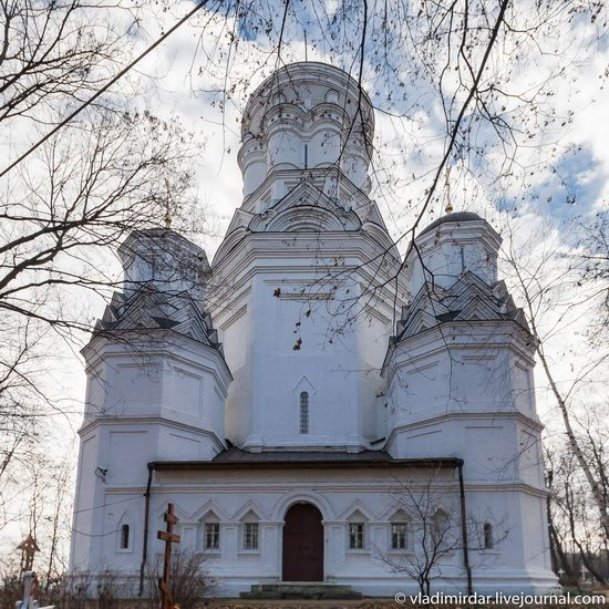 Church of John the Baptist, Dyakovo, Russia, photo 6
